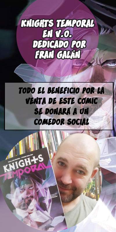 Knights temporal en V.O. - Fran Galán