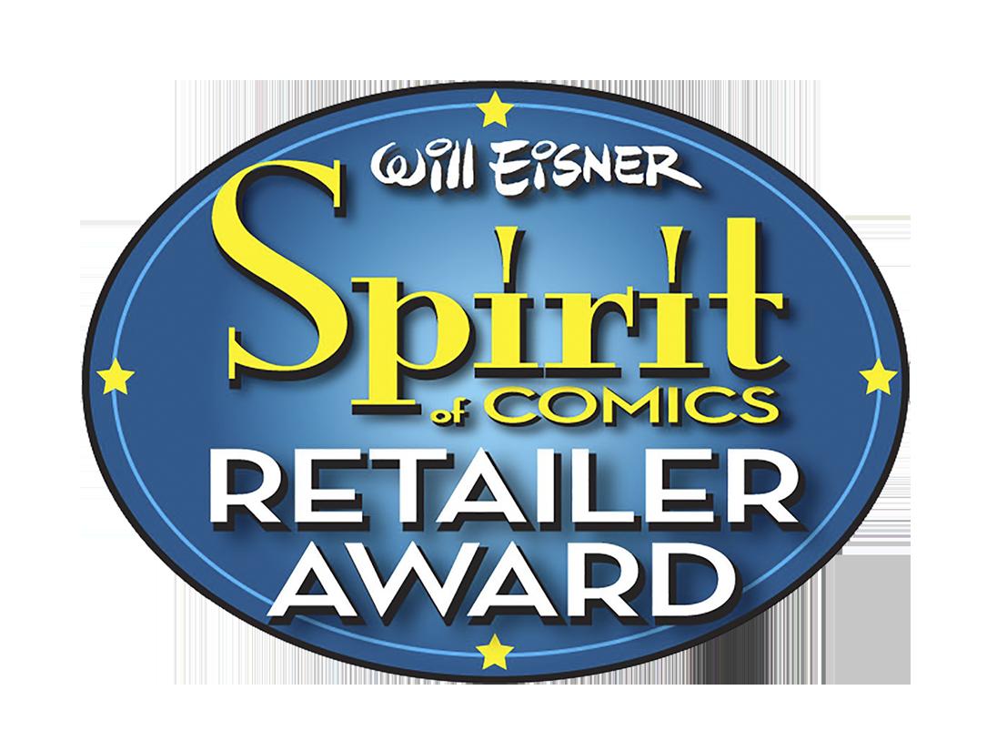 Spirit Retailer Awarad